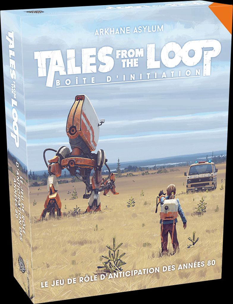 Tales from the loop : Kit d'initiation